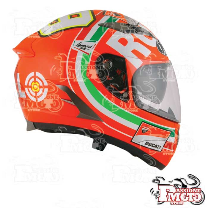 Casco Kyt Falcon Iannone Replica Mugello